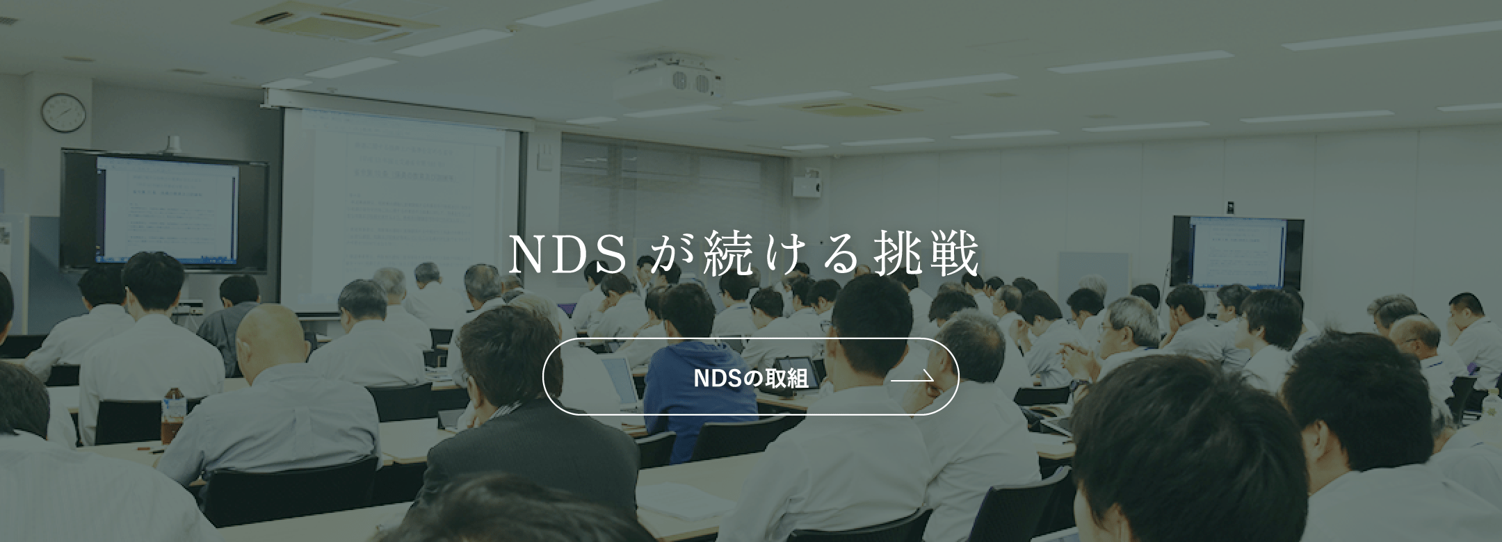 NDSの取組